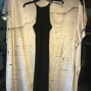 Long black formal dress by All That Jazz